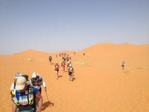 joachim marathon des sables 2016
